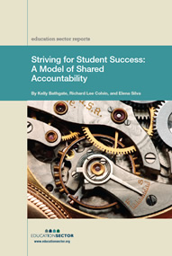Striving for Student Success: A Model of Shared Accountability